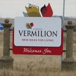 Vermilion Sign