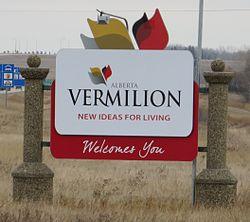 Vermilion Sign