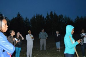 Newcomers Campfire